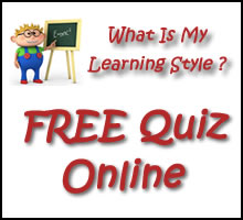 Free Learning Styles Quiz