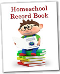 Home School Record Book
